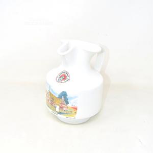 Carafe Spigarelli Ceramics Gualdo - Made In Italy