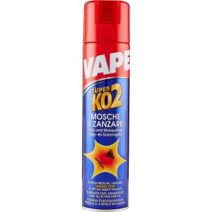 VAPE Mosche e Zanzare Spray 400ml