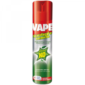 VAPE Scarafaggi e Formiche Spray 400ml