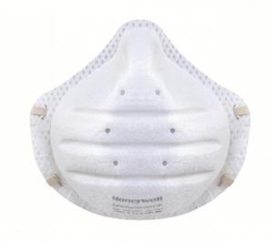 Mascherine FFP3 a conchiglia senza valvola Honeywell SuperOne 3207