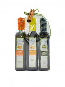 Box Orange evo and lemon oil