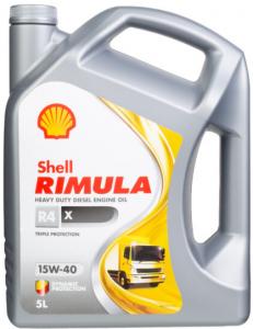Shell Rimula R4 X barattolo 5 litri