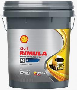 Shell Rimula R6 M 10w/40 secchio 20 litri