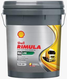 Shell Rimula R6 LME 5w/30 secchio 20 litri