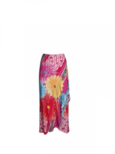 Long cotton skirt. Women's summer clothing online