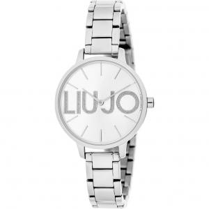 LIU JO Orologio Couple, quadrante silver