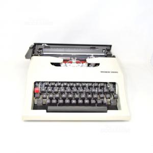 Typewriter Vintage Youxet 2500 Grey