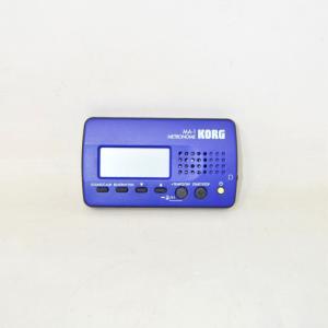 METRONOMO KORG MA1 Blu A Batterie