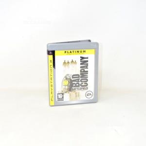 Video Game Playstation 3 Bad Company