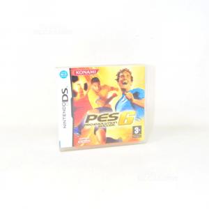 Videogioco Nintendo Ds Pes 6