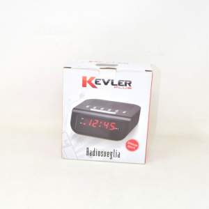 Radio Allarm Clock Kevler Plus
