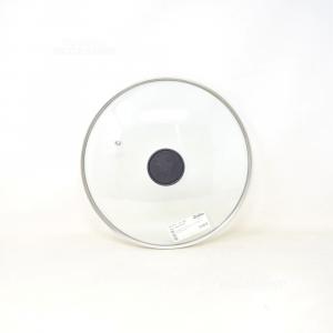 Coperchio Pentola In Vetro Allu Flon 30cm