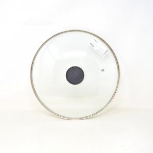 Coperchio Pentola In Vetro Allu Flon 32 Cm