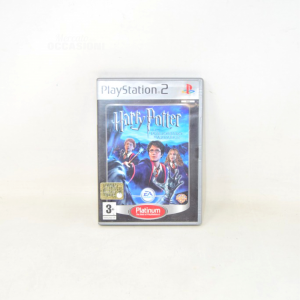 Video Game Playstation2 Harry Potter And The Prisoner Of Azkaban