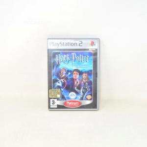 Videogioco Playstation2 Harry Potter E Il Prigioniero Di Azkaban