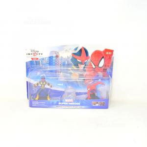 Gioco Personaggi Disney Marvel Super Heroes Infinity Spiderman