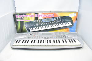 Pianola Medeli Mod.mc-36 Grey With Cable Power Supply New Working