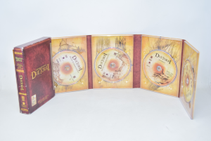 4 Dvd The Lord Of Rings - - Two Towers