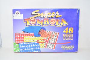 Gioco In Scatola Vintage Super Tombola