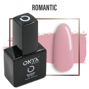 Smalto Semipermanente Gel Romantic 4 in 1 Linea Unix - 15 ml