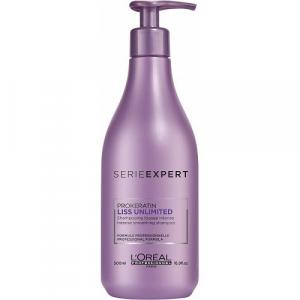 L'OREAL SERIEXPERT Shampoo Liss unlimited 500 ml