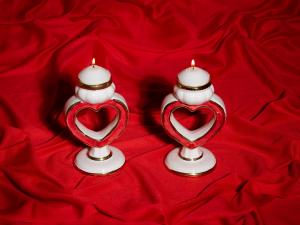Candelieri a cuore