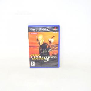 Video Game Pro Soccer Evolution 3