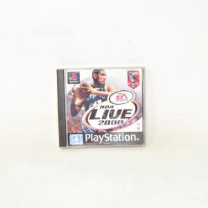 Playstation Game 1 Nba Live 2000