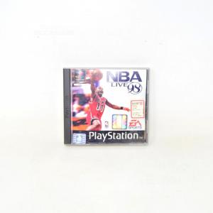 Playstation Game 1 Nba Live 98
