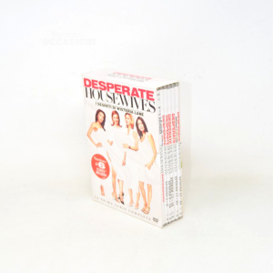 Dvd Complete Desperate Housewives The Before Series Complete