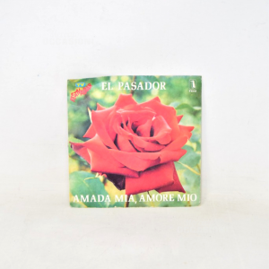 Vinyl 45 Turns In Pasador Amada Mine,love My
