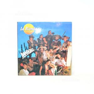 Vinyl 33 Turns The Blonde Bandido