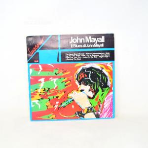 Vinyl 33 Turns John Mayall The Blues Of John