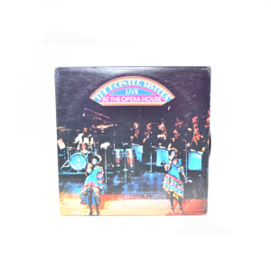 Vinyl 33 Turns The Pointer Sisters Live