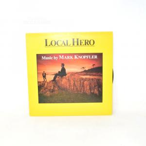 Vinyl 33 Turns Local Hero Music By Mark Knopfler