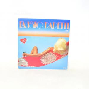 Vinyl 33 Turns Fausto Papetti 34
