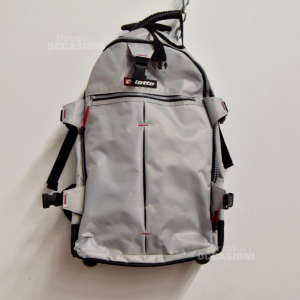 Backpack Trolley Lotto With Wheels Color Gray
