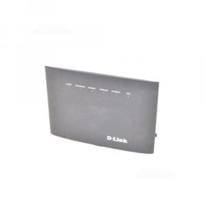 Modem D-link Router Mod. DSL-3782
