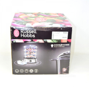 Steamer Russell Hobbs With 6 L New