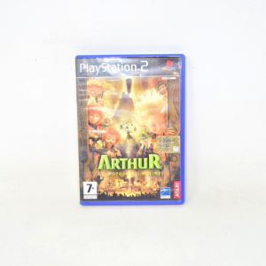 Playstation Game 2 Arthur The Popolo Of Minimei