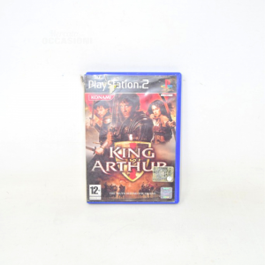 Playstation Game 2 King Arthur