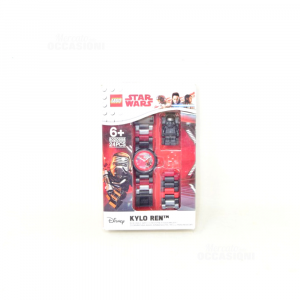 Watch Lego Star Wars Kylo Ren Disney Code 8020998 New