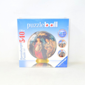 Puzzleball The Spring Of Botticelli 540 Pieces 22 Cm New