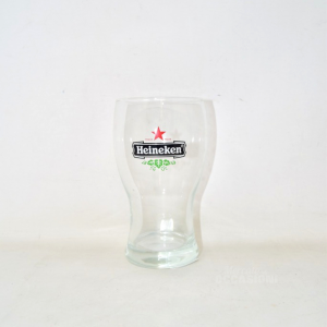 6 Beer Glasses Heineken 0.5 L