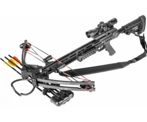 Balestra Skorpion XBC350 bk + accessori