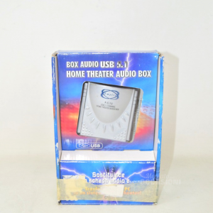 Box Audio Usb 5.1 Home Theater Audio Box