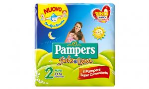 Pampers Sole-Luna 2 Mini 3-6kg