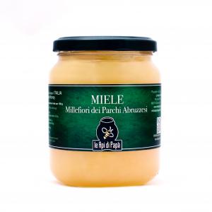 Miele Millefiori dei Parchi Abruzzesi 500 grammi