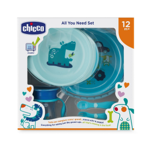 Chicco Set Pappa 12+