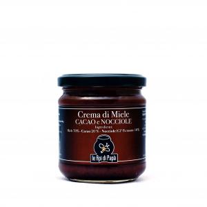 Crema di Miele, Cacao e Nocciole